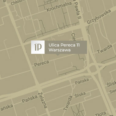 Map presenting Pereca 11 Location